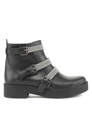 Ботинки Donna Ricco. Цвет: черный