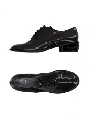 Обувь на шнурках RAYNE. Цвет: свинцово-серый