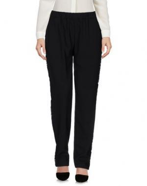 Повседневные брюки BY ZOÉ. Цвет: черный