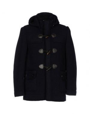 Куртка MANUEL RITZ WHITE. Цвет: темно-синий