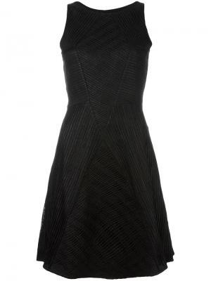 Платье Panama Tony Cohen. Цвет: чёрный