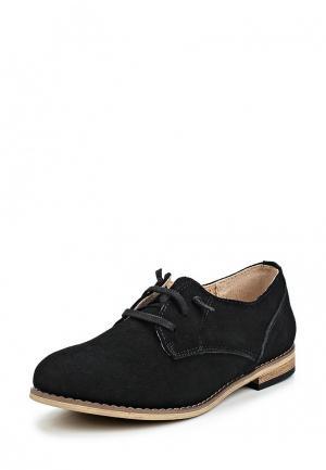 Ботинки Happy Family. Цвет: черный