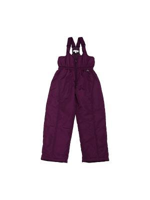 Полукомбинезон CIAO KIDS collection. Цвет: фиолетовый