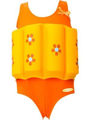 Детский купальный костюм Baby Swimmer. Цвет: желтый