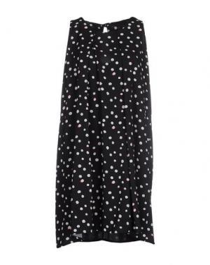 Короткое платье FLY GIRL. Цвет: черный