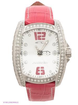 Часы Chronotech. Цвет: розовый