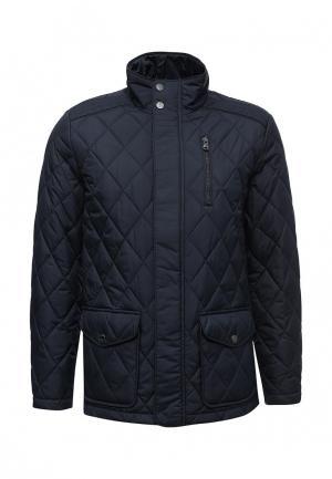 Куртка утепленная Geox. Цвет: синий
