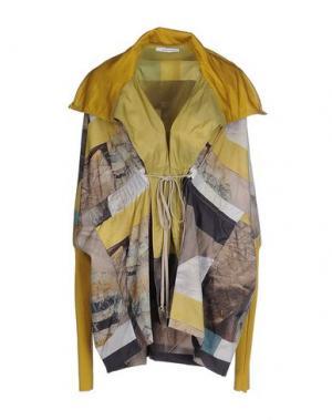 Куртка GENTRYPORTOFINO. Цвет: желтый