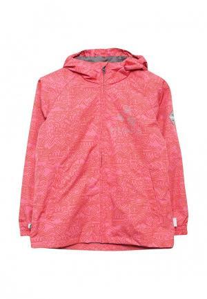 Куртка Huppa. Цвет: розовый