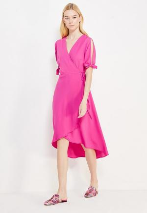 Платье Topshop. Цвет: фуксия