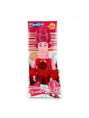 Мягкая игрушка Мульти-Пульти Фиксики. Мася 29 см, озвученный.. Цвет: красный, розовый