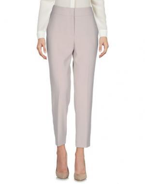 Повседневные брюки -A-. Цвет: голубиный серый
