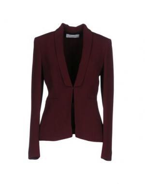 Пиджак LES COPAINS. Цвет: баклажанный