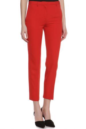 Брюки Givenchy. Цвет: красный