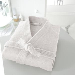 Халат-кимоно 350 г/м² SCENARIO. Цвет: белый,серо-бежевый,синий морской волны,темно-серый