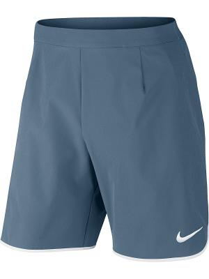 Шорты M NK FLX GLDTR SHORT 9IN Nike. Цвет: лазурный