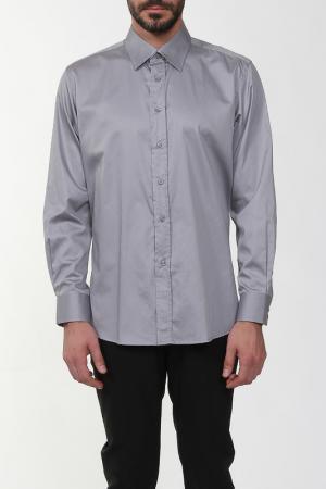 Рубашка REIKARTZ. Цвет: серый