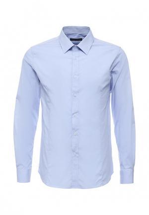 Рубашка Y.Two. Цвет: голубой