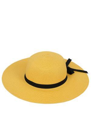 Шляпы Fabretti. Цвет: желтый