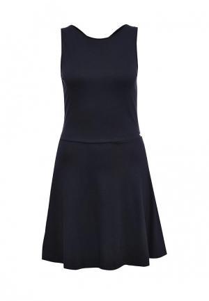 Платье Coquelicot. Цвет: синий