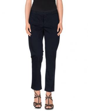 Джинсовые брюки TRUE NYC.. Цвет: темно-синий