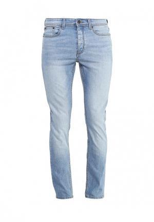 Джинсы Burton Menswear London. Цвет: голубой
