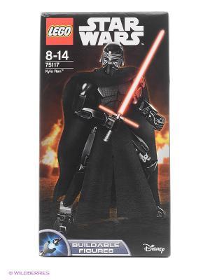 Игрушка Звездные войны Кайло Рен 75117 Star Wars LEGO. Цвет: черный