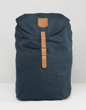 Fjallraven Темно-синий рюкзак объемом 15 литров Greenland. Цвет: темно-синий