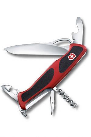 Нож перочинный 11 функций Victorinox. Цвет: красный