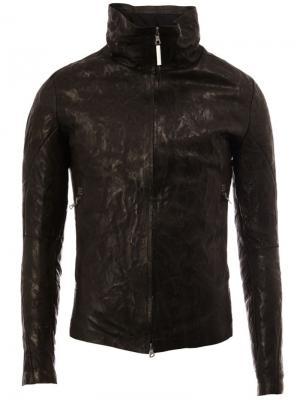 Куртка с высоким воротом Isaac Sellam Experience. Цвет: чёрный