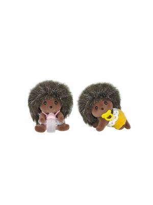 Фигурка-игрушка Sylvanian Families. Цвет: коричневый
