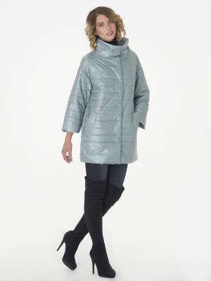Куртка CATTAIL WILLOW. Цвет: серо-зеленый