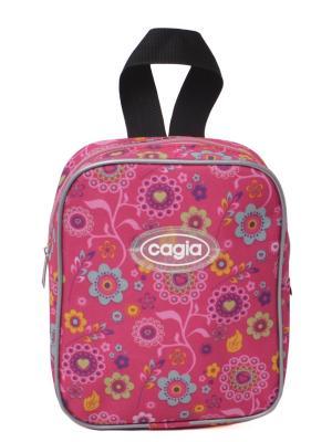 Рюкзак детский CAGIA. Цвет: розовый