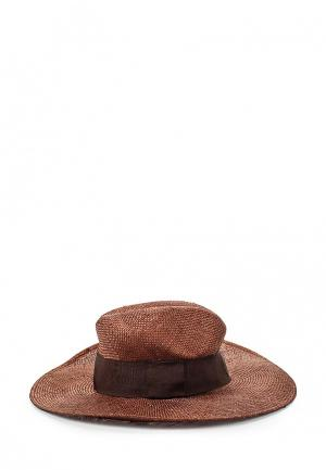 Шляпа Banana Republic. Цвет: коричневый
