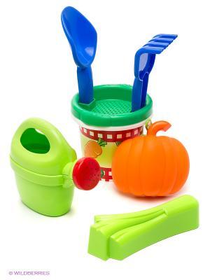 Игровой набор Огород Ecoiffier. Цвет: зеленый, синий