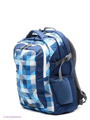 Рюкзак Deuter. Цвет: голубой, синий