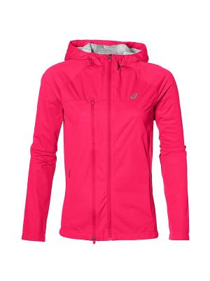 Куртка ACCELERATE JACKET ASICS. Цвет: розовый