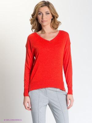 Пуловер Acasta. Цвет: оранжевый