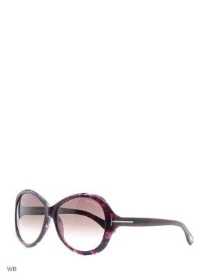Солнцезащитные очки FT 0171 83Z Tom Ford. Цвет: фиолетовый
