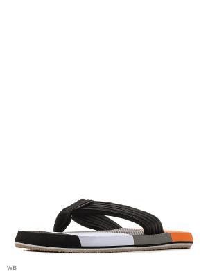 Пантолеты Icepeak. Цвет: черный, белый, оранжевый