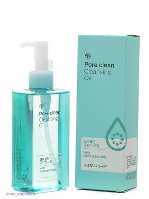Гидрофильное масло для очистки пор, 200мл The Face Shop. Цвет: прозрачный