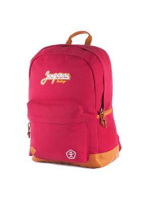 Рюкзак ЗАПОРОЖЕЦ Классика. Цвет: красный