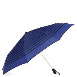 Зонт полуавтомат  207 синий JEAN PAUL GAULTIER