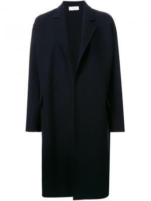 Пальто As W Rever Astraet. Цвет: синий