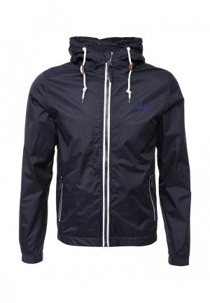 Куртка Alcott. Цвет: синий