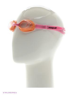 Очки для плавания EMDI. Цвет: бронзовый