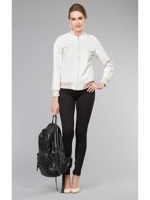 Куртка Vittoria Vicci. Цвет: молочный