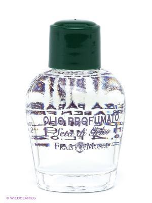 Парфюмированное масло Шелк тутового дерева Frais Monde. Цвет: белый, сливовый