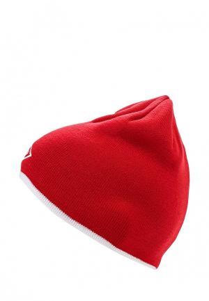 Шапка Umbro. Цвет: красный