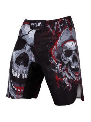 Шорты ММА Pirate 3.0 Black/Red Venum. Цвет: черный, красный